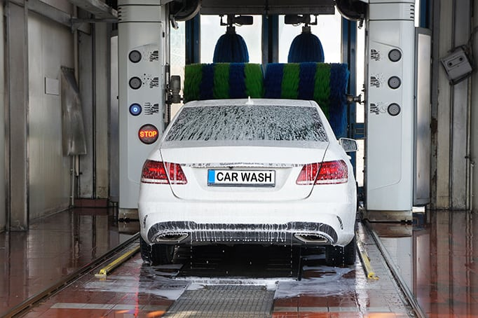 car washing is like the basic type of teeth cleaning