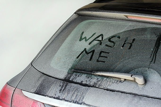 heavy duty cleaning of cars as well as of teeth