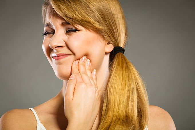 root canal treatment- tooth aches