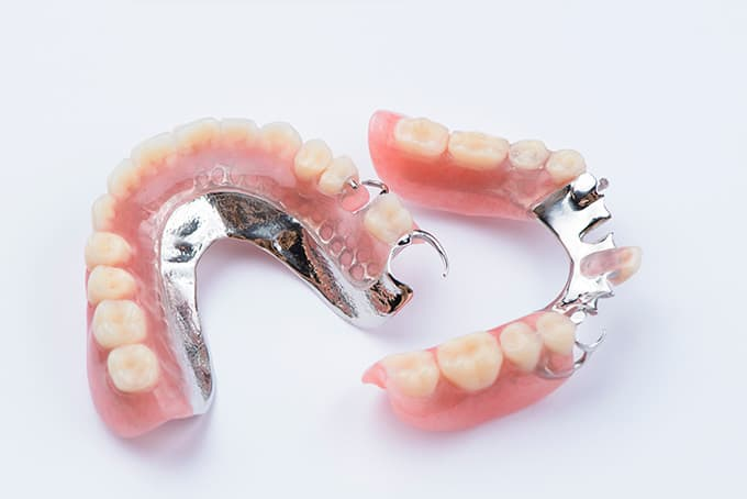 Restorative Dentistry Services Partial Dentures