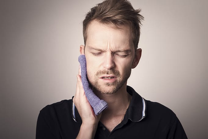 gum infections and abscess can be associated with a lot of oral pain