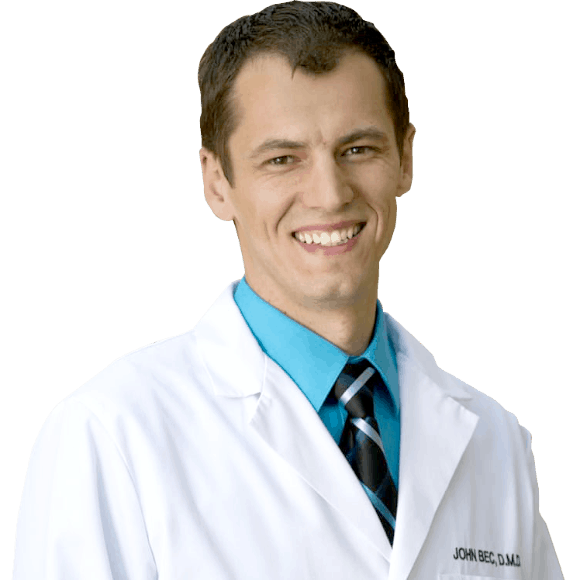 Dr. John Bec - San Antonio, TX Implant Dentist focused on treating patients primarily suffering from missing and broken teeth
